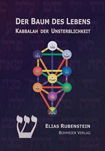 Dr. Elias Rubenstein - Kabbala - Lebensbaum